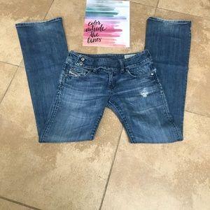 🌻❤️Diesel Cherone Women's Jeans! 27/34